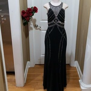 Black Prom/Ballroom dress